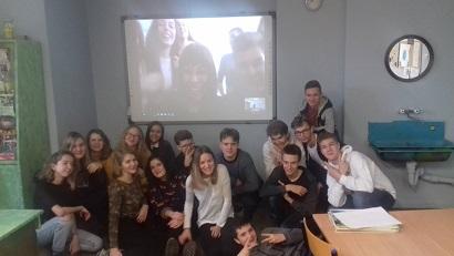 Mystery Skype klasy 3 c