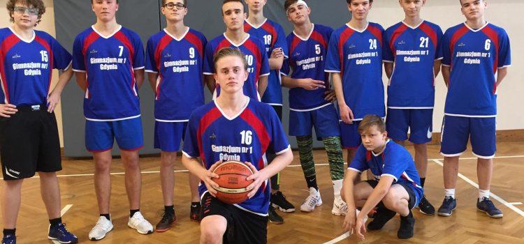 Mistrzostwa rejonu w koszykówce