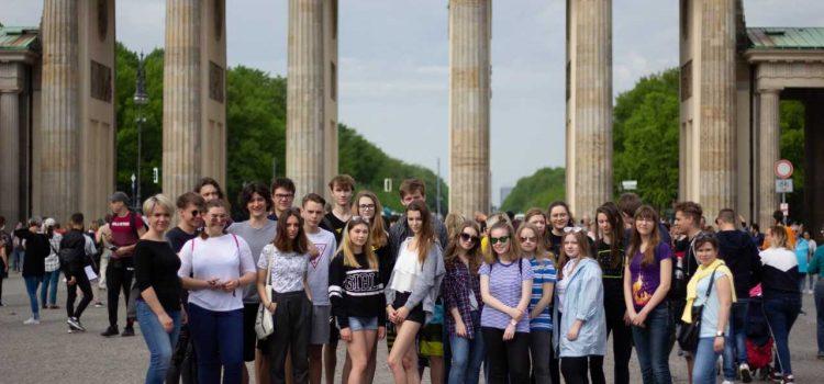 Klasa 2a w Berlinie!
