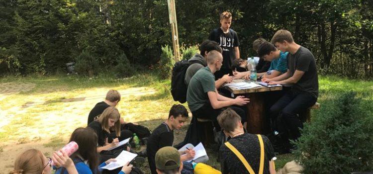 2a mat – geo na zajęciach terenowych z geografii