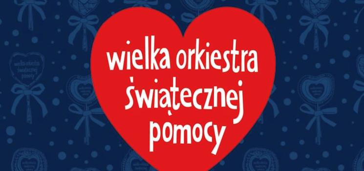 Wielka Orkiestra Świątecznej Pomocy w ZSO8 w Gdyni