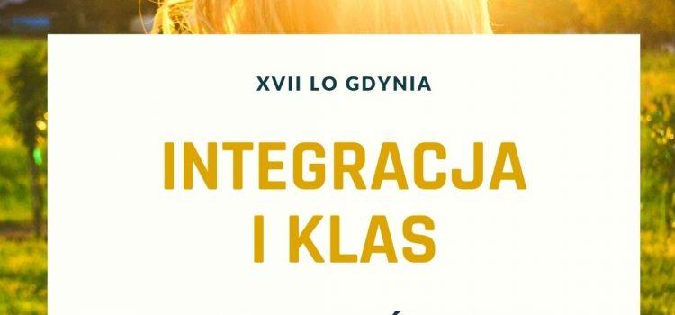 INTEGRACJA KLAS I