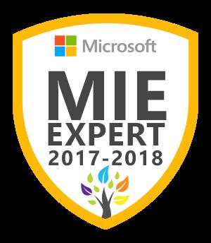 Eksperci  Microsoft Innovative Educator z 17 LO w Gdyni