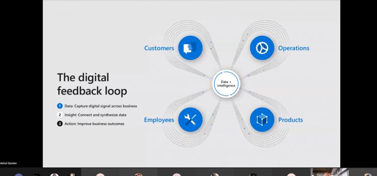 Spotkanie z konsultantem Big Data z Microsoft