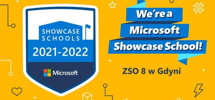 MICROSOFT SHOWCASE SCHOOL 2021/2022